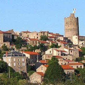 Montpeyroux (cropped) by Jean-Paul Grandmont