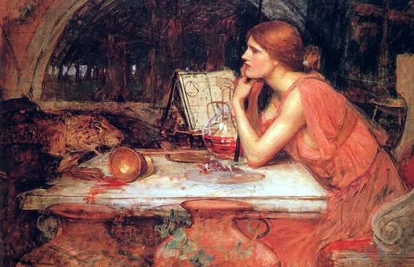 Circe Odysseus men