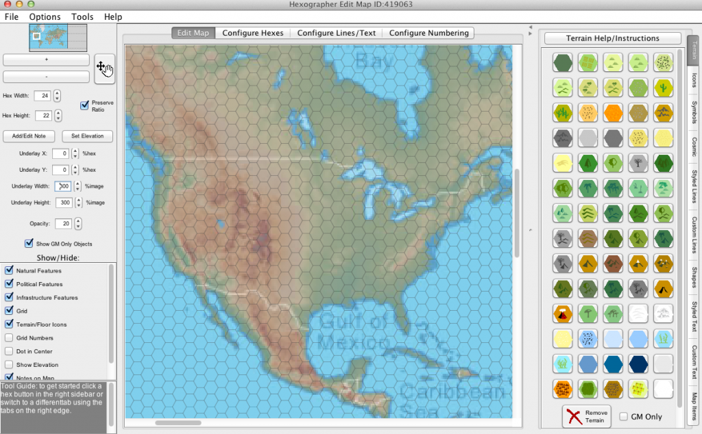 New Hexographer Feature: Convert Map | Inkwell Ideas