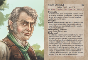 Sample NPC card.  (Click to Enlarge.)