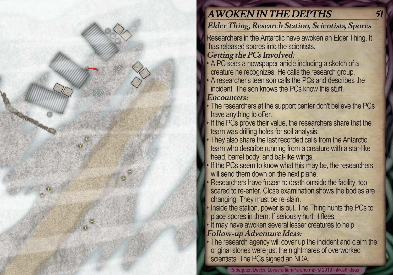 Awoken in the Depths