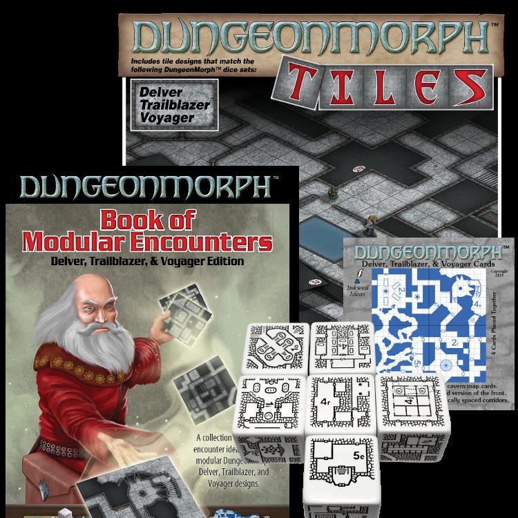 DungeonMorphs